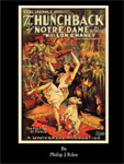 HUNCHBACK OF NOTRE DAME (1923) - Magic Image Book
