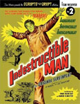 SCRIPTS FROM THE CRYPT #2 (INDESTRUCTIBLE MAN 1956) - Book