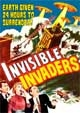 INVISIBLE INVADERS (1959) - DVD
