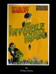 INVISIBLE MAN (1933/Boris Karloff Version!) - Magic Image Book