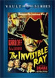 INVISIBLE RAY, THE (1937) - DVD