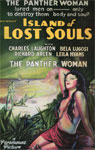 ISLAND OF LOST SOULS (1932) - 11X17 Poster