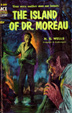 ISLAND OF DR. MOREAU by H.G. Wells - Used Paperback