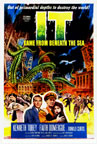 IT CAME FROM BENEATH THE SEA (1955) - 11X17 Poster Reproduction