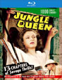 JUNGLE QUEEN (1945/Complete Serial) - Blu-Ray