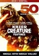 KILLER CREATURE FEATURES (50 Movie Box Set) - DVD
