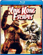 KING KONG ESCAPES (1967) - Blu-Ray