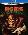 KING KONG (1933) - Blu-Ray Disc