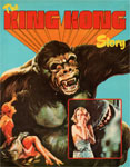 KING KONG STORY (Hardback with dust jacket) - Book