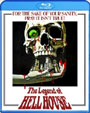 LEGEND OF HELL HOUSE, THE (1973) - Blu-Ray