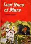 LOST RACE OF MARS (Classic Scholastic) - Used Paperback