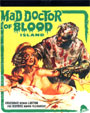 MAD DOCTOR OF BLOOD ISLAND (1968) - Blu-Ray