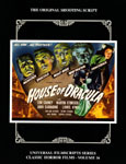 HOUSE OF DRACULA (1945) - Magic Image Filmbook