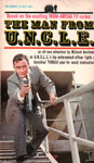 Man From U.N.C.L.E. (TV Show Book) - Used Paperback