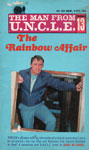 MAN FROM U.N.C.L.E. #13 (Rainbow Affair) - Used Paperback Book