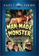 MAN MADE MONSTER (1940) - DVD