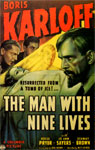 MAN WITH NINE LIVES, THE (1939) - 11X17 Poster Reproduction