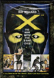 MAN WITH X-RAY EYES, THE (1962) - DVD
