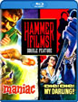 MANIAC & DIE! DIE! MY DARLING (Hammer Double Feature) - Blu-Ray