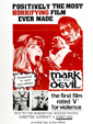 MARK OF THE DEVIL (1972) - DVD