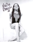 MARTINE BESWICKE (Glamour Shot) - 8X10 Autographed Photo