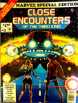 MARVEL SPECIAL EDITION 3: CLOSE ENCOUNTERS - Oversize Comic Book