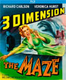 MAZE, THE (1953) - Blu-Ray