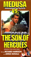 MEDUSA VS. THE SONS OF HERCULES (1963) - Used VHS