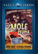 MOLE PEOPLE, THE (1956) - DVD