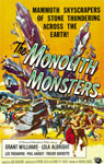 MONOLITH MONSTERS, THE (1957) - 11X17 Poster Reproduction
