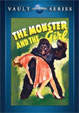 MONSTER AND THE GIRL, THE (1941) - DVD