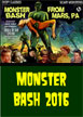 MONSTER BASH June 2016 - All Region DVD