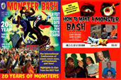 MONSTER BASH 20th ANNIVERSARY - Bundle DVD Pack