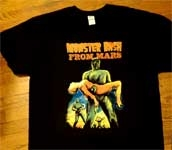 MONSTER BASH FROM MARS - T-Shirt