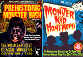 MONSTER KID DBL.FEATURE - (MK Movies/Prehistoric Bash) - 2 DVDs