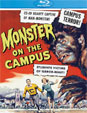 MONSTER ON THE CAMPUS (1958) - Blu-Ray