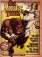 MONSTER TIMES #1 - Newsprint Magazine