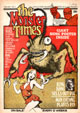 MONSTER TIMES #3 - Newsprint Magazine