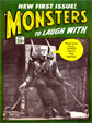 MONSTERS TO LAUGH WITH #1 - Magazine