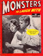 MONSTERS TO LAUGH WITH #2 - Magazine