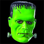 FRANKENSTEIN MONSTER - Kid's Mask