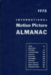 MOTION PICTURE ALMANAC 1973 - Hardcover Book