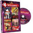MOVIES 4 YOU: SCI-FI CLASSICS Vol. 2 - DVD