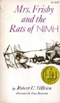 MRS. FRISBY AND THE RATS OF NIMH - Classic Scholastic Paperback