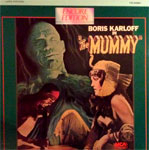 MUMMY, THE (1932/Boris Karloff) - Laser Disc