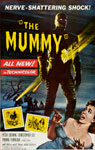 MUMMY, THE (1959/Hammer) - 11X17 Poster Reproduction