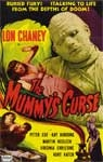 MUMMY'S CURSE, THE (1945/Real Art Version) - Poster Reproduction