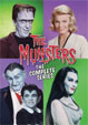 MUNSTERS (Complete TV Series 1964-66 & two movies) - DVD Box Set