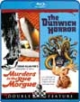 MURDERS IN THE RUE MORGUE/THE DUNWICH HORROR - Blu-Ray