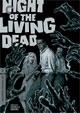 NIGHT OF THE LIVING DEAD (1968/Criterion) - DVD